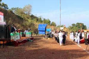 Lễ diễu hành Khai mạc hội thi