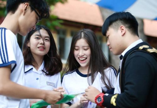 Những bổ sung trong dự thảo về thi THPT quốc gia và tuyển sinh 2018 là kịp thời và phù hợp với lộ trình đổi mới