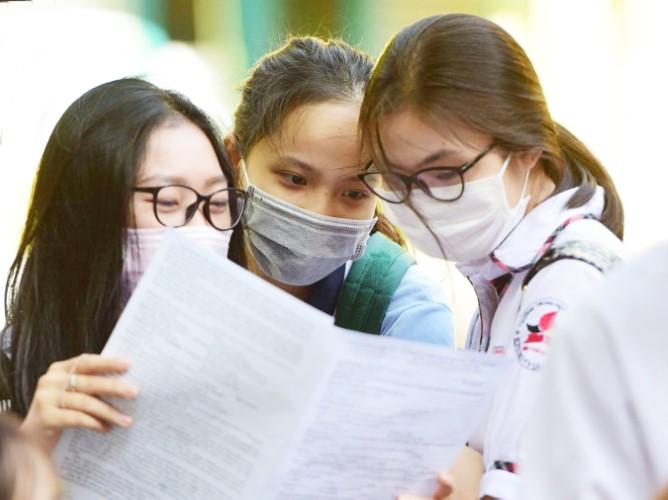 Tỷ lệ tốt nghiệp THPT năm 2020 đạt 97,93%