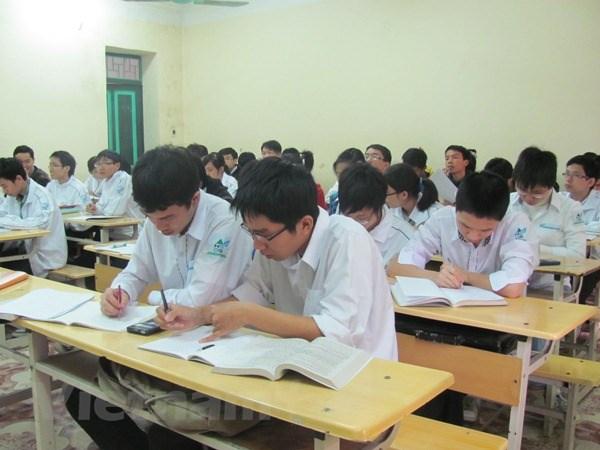 Ban hành chương trình môn giáo dục quốc phòng mới cho cấp THPT