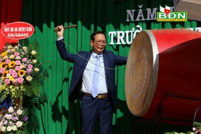 18 đoàn lãnh đạo tỉnh Đắk Nông tham dự lễ khai giảng năm học mới 2020-2021