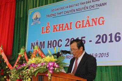 Đắk Nông: Tưng bừng Khai giảng năm học mới
