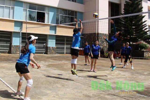 Hội thao Mừng Đảng, Mừng Xuân dành cho CBQL cấp Tiểu học tỉnh Đắk Nông lần thứ 4, năm 2018