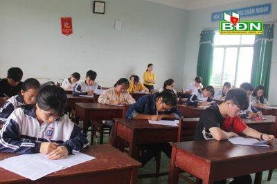 Kết quả kỳ thi THPT Quốc gia 2019, Đắk Nông đạt 92,78%