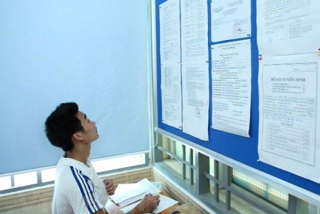 Bộ Giáo dục và Đào tạo công bố 8 điểm mới trong dự thảo tuyển sinh đại học 2018