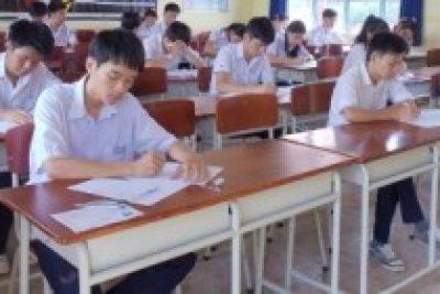 Công bố kết quả kỳ thi chọn học sinh giỏi cấp tỉnh THPT năm học 2013-2014