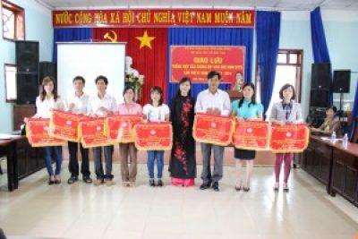 """Giao lưu """"Tiếng Việt của chúng em"""" cho học sinh dân tộc thiểu số lần thứ IV"""