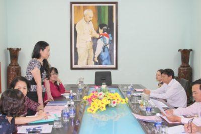 """Đoàn công tác Bộ Giáo dục và Đào tạo kiểm tra hoạt động """"Vì sự tiến bộ Phụ nữ"""" tại tỉnh Đăk Nông"""