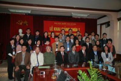 Mở lớp đào tạo kiểm định viên kiểm định chất lượng giáo dục đầu tiên tại Việt Nam