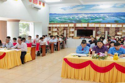 Công đoàn ngành Giáo dục và Đào tạo tỉnh Đắk Nông tổ chức Hội nghị Tổng kết hoạt động công đoàn năm học 2019 – 2020, triển khai công tác năm học 2020 – 2021 và Sơ kết giữa nhiệm kỳ thực hiện Nghị quyết Đại hội IV Công đoàn ngành (2018 – 2023)