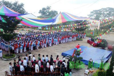 Trường THPT Trường Chinh (Đắk R'lấp) coi trọng phát triển phẩm chất, năng lực của người học