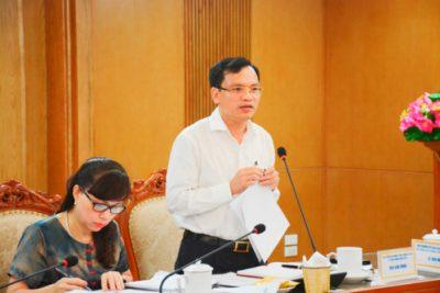Hội nghị trực tuyến 63 tỉnh thành về thi THPT quốc gia và tuyển sinh ĐH, CĐ năm 2019