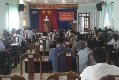 Hội nghị phổ biến, quán triệt  các Kết luận của Ban Bí thư về công tác Khoa giáo của Đảng