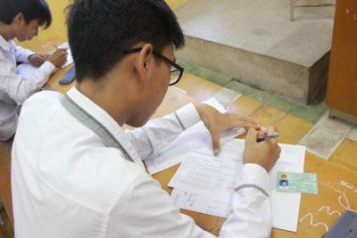 Tài liệu Hỏi – Đáp phục vụ đăng ký dự thi THPT quốc gia năm 2017