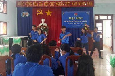 Đại hội Đoàn TNCS Hồ Chí Minh Sở Giáo dục và Đào tạo nhiệm kỳ 2017-2019