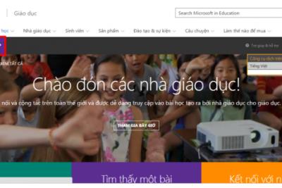 Triển khai cuộc thi giáo viên sáng tạo trên nền tảng CNTT năm 2016