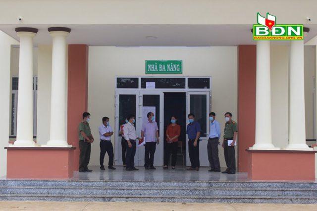 Bảo đảm an toàn phòng dịch, 31 thí sinh được bố trí thi ở phòng thi dự bị