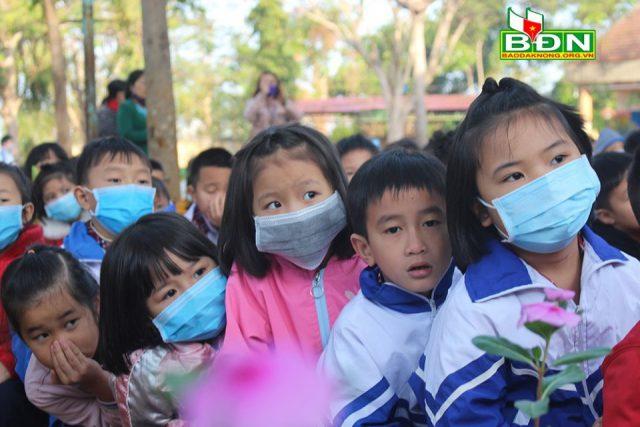 Cho học sinh nghỉ học từ chiều 4/2 để phòng, chống dịch bệnh viêm đường hô hấp cấp