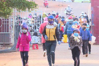 Đắk Nông: Học sinh trở lại học bình thường từ ngày 17/2