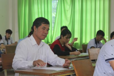 Đắk Nông: 7 bài thi Ngữ văn THPT quốc gia trên 8 điểm