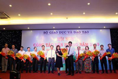 Tăng cường chất lượng công tác văn phòng ngành GD-ĐT