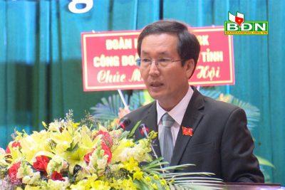 Khai mạc Đại hội đại biểu Đảng bộ Khối Các cơ quan và Doanh nghiệp tỉnh lần thứ IV nhiệm kỳ 2020-2025