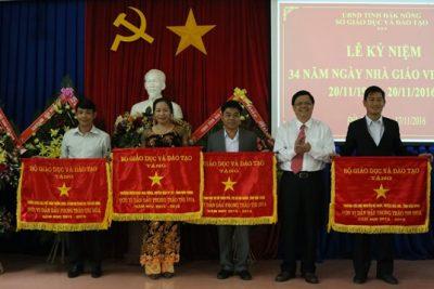 Kỷ niệm 34 năm Ngày Nhà giáo Việt Nam 20/11