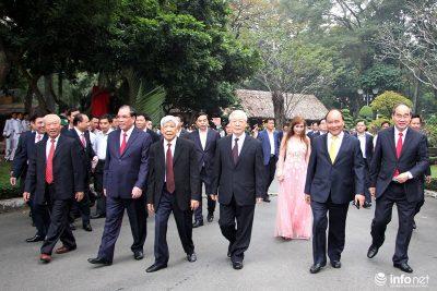Lãnh đạo Đảng, Nhà nước tham dự Lễ kỷ niệm 50 năm chiến dịch Mậu Thân 1968