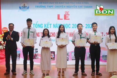 Trường THPT Chuyên Nguyễn Chí Thanh khẳng định vị thế về chất lượng giáo dục mũi nhọn