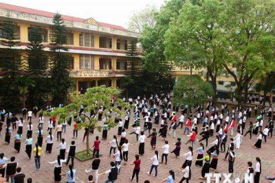 Hội thi văn hóa-thể thao các trường phổ thông dân tộc nội trú toàn quốc lần thứ VII năm 2014